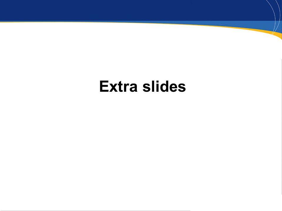 12 Extra slides
