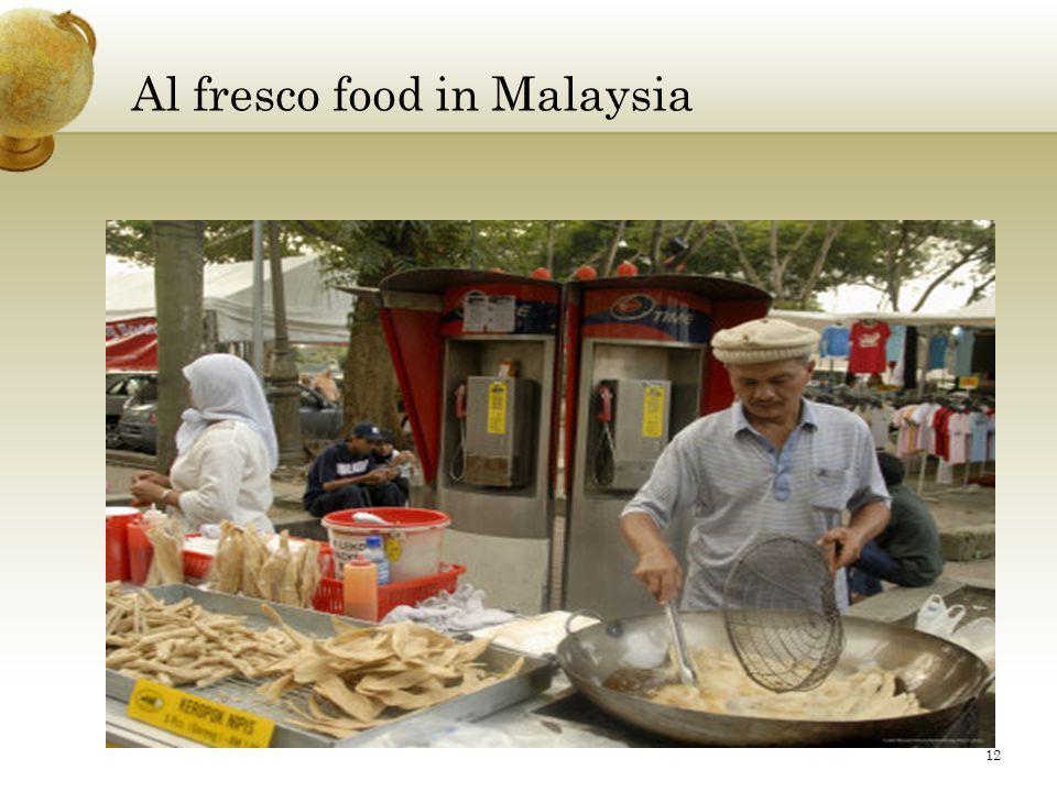 Al fresco food in Malaysia 12