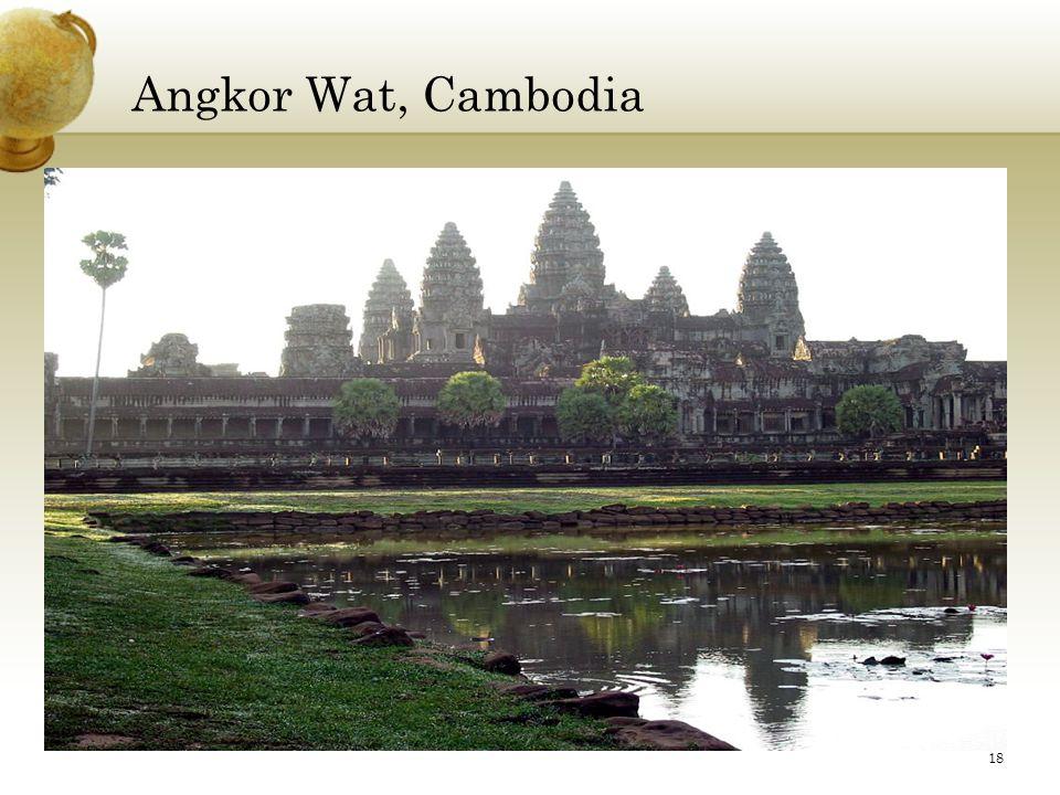 Angkor Wat, Cambodia 18