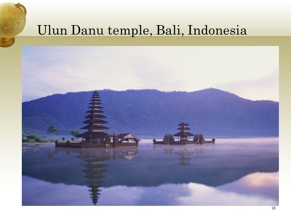 Ulun Danu temple, Bali, Indonesia 19