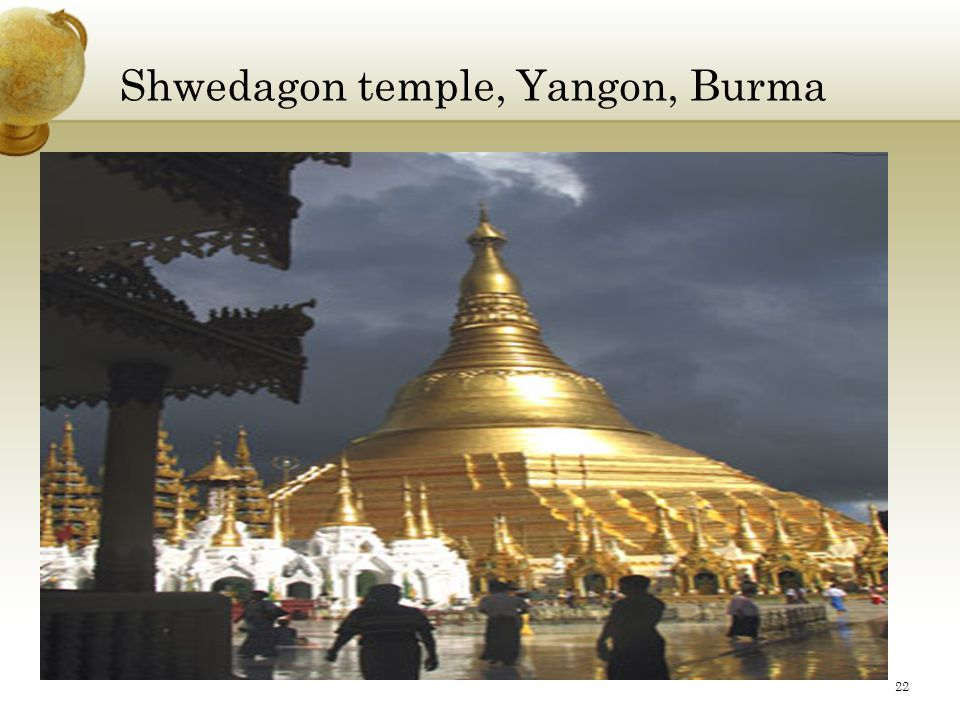 Shwedagon temple, Yangon, Burma 22