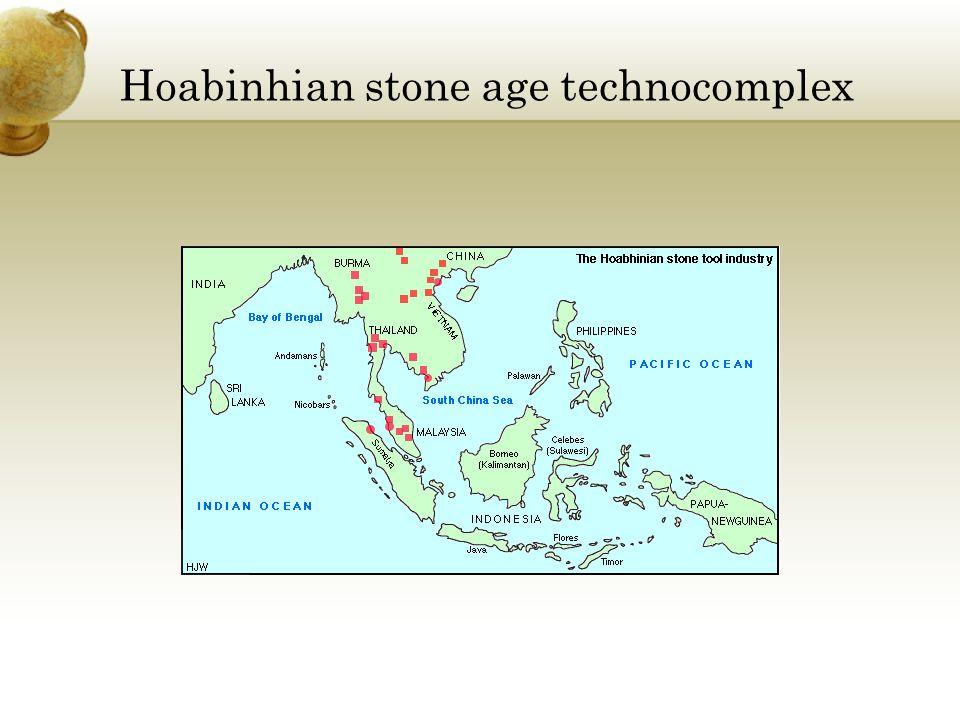 Hoabinhian stone age technocomplex