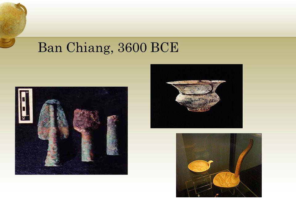 Ban Chiang, 3600 BCE