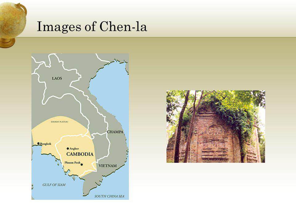 Images of Chen-la