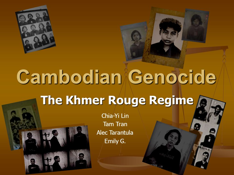 Symbolic emblem SR-21, a former school was turned into a torture factory during the Cambodia genocide.