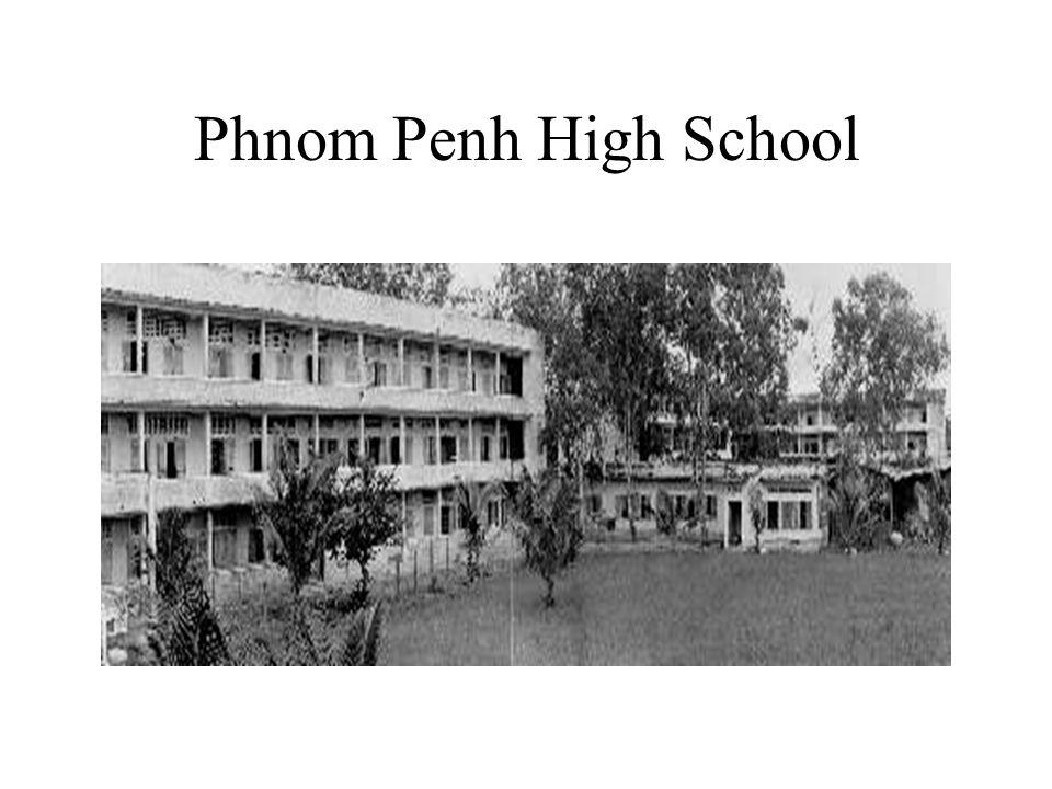 Phnom Penh High School