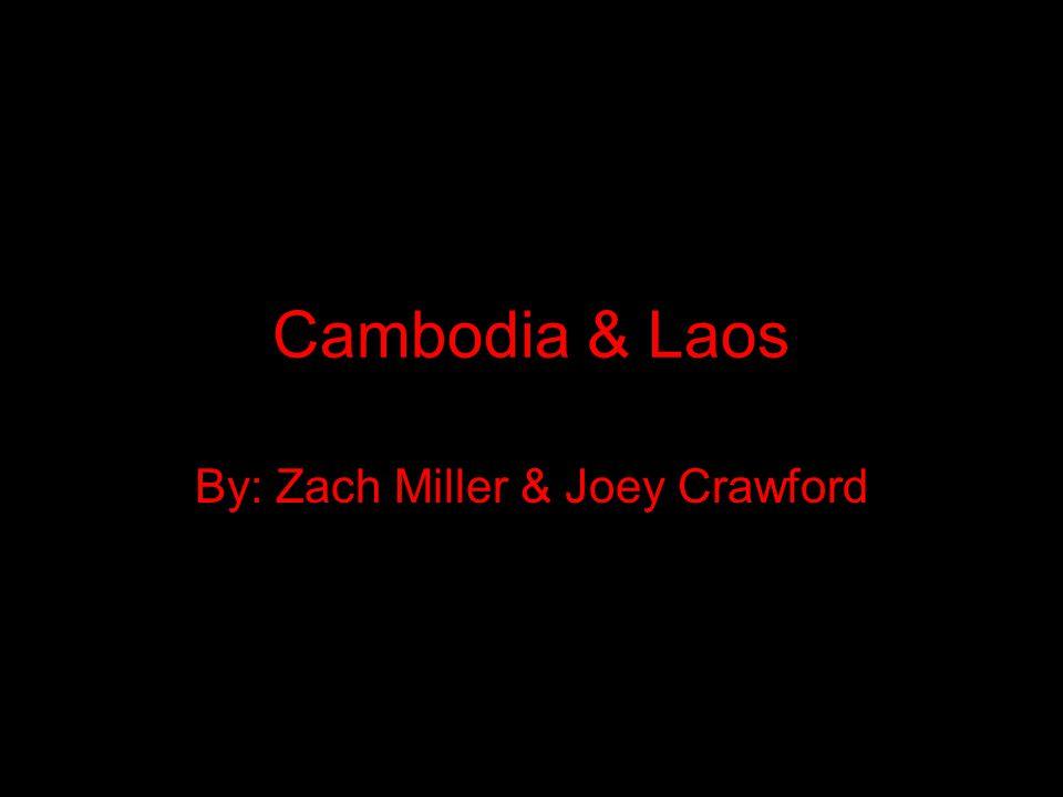 Maps Cambodia Laos