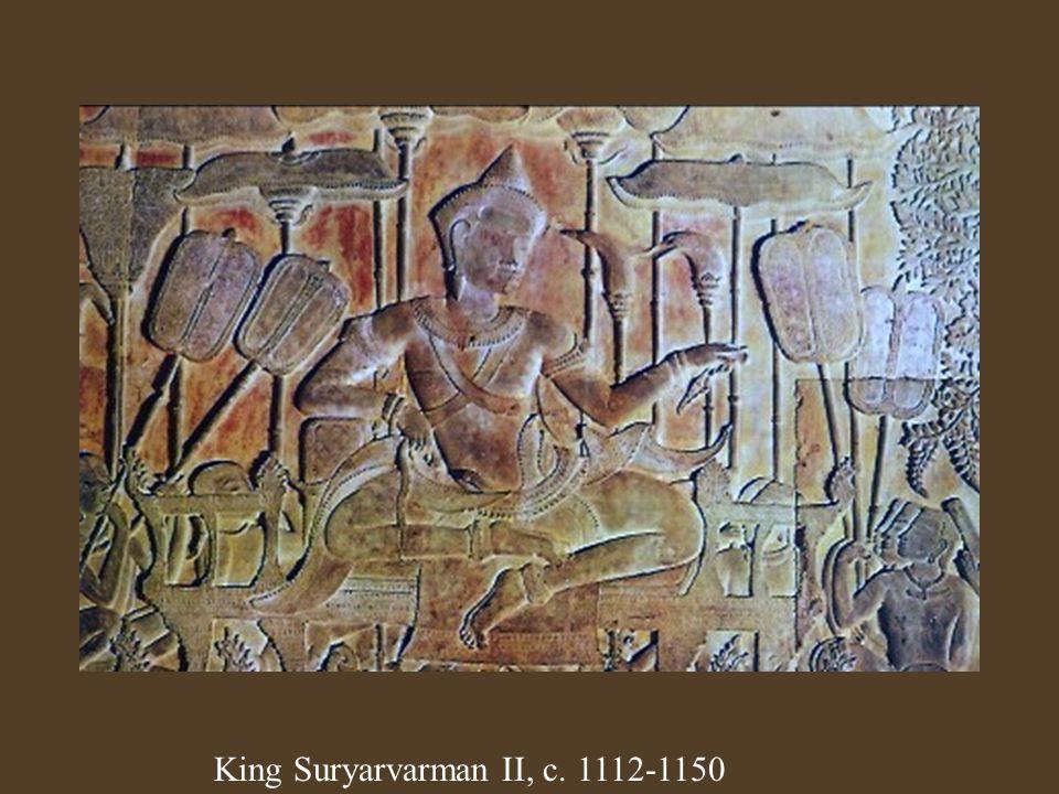 King Suryarvarman II, c. 1112-1150