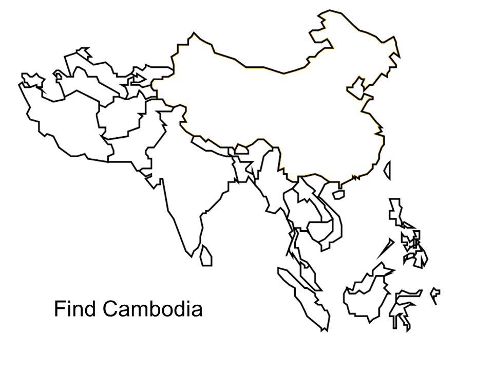 Find Cambodia