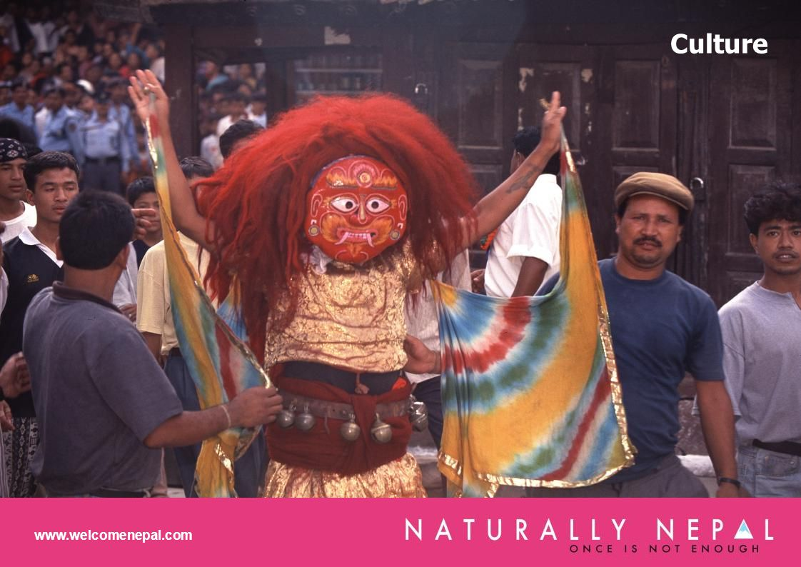 www.welcomenepal.com Culture
