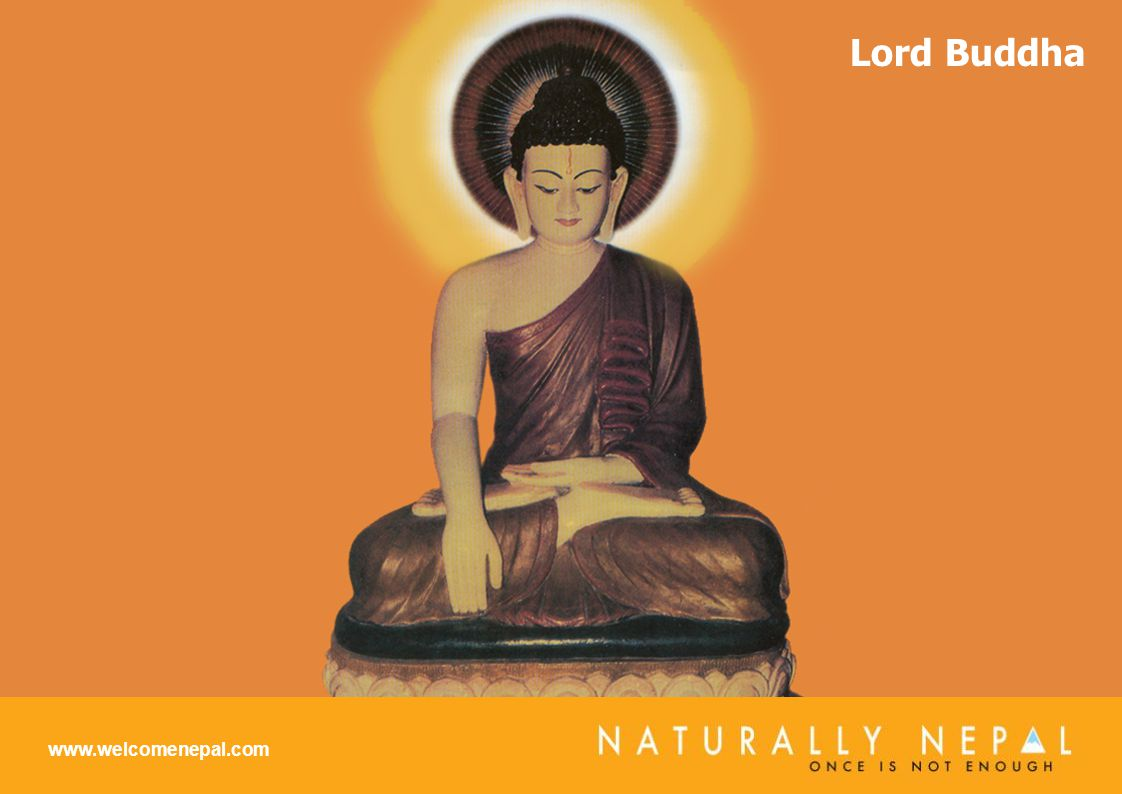 www.welcomenepal.com Lord Buddha