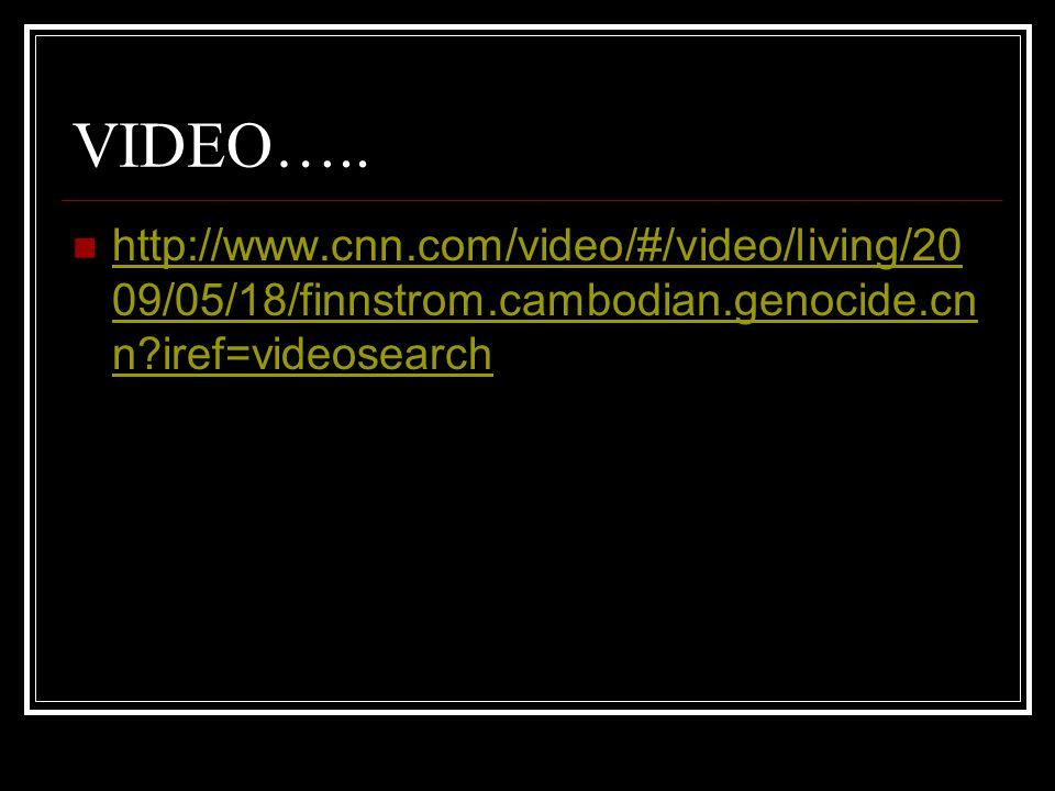 VIDEO…..