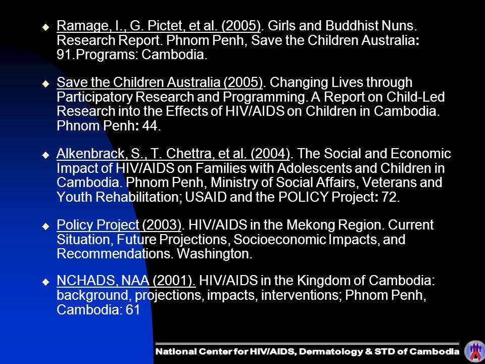  Ramage, I., G. Pictet, et al. (2005). Girls and Buddhist Nuns.