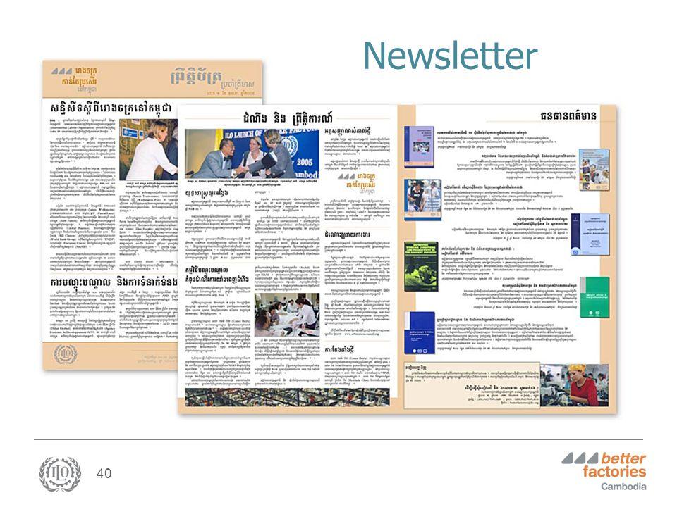 40 Newsletter