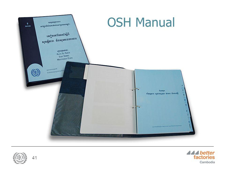 41 OSH Manual