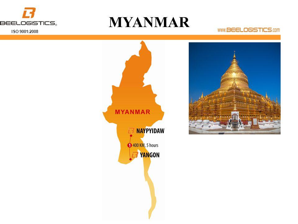 MYANMAR ISO 9001:2008