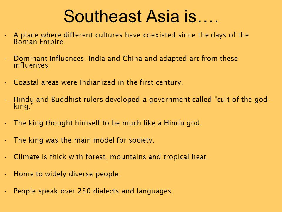 Review Question #1 In what modern country was the Khmer empire located.