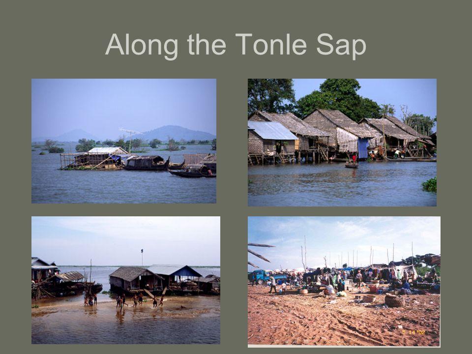 Along the Tonle Sap