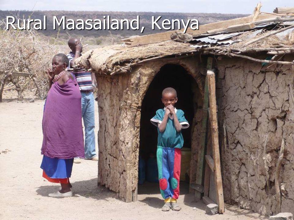 SODISWATER Project, RCSI25 Rural Maasailand, Kenya