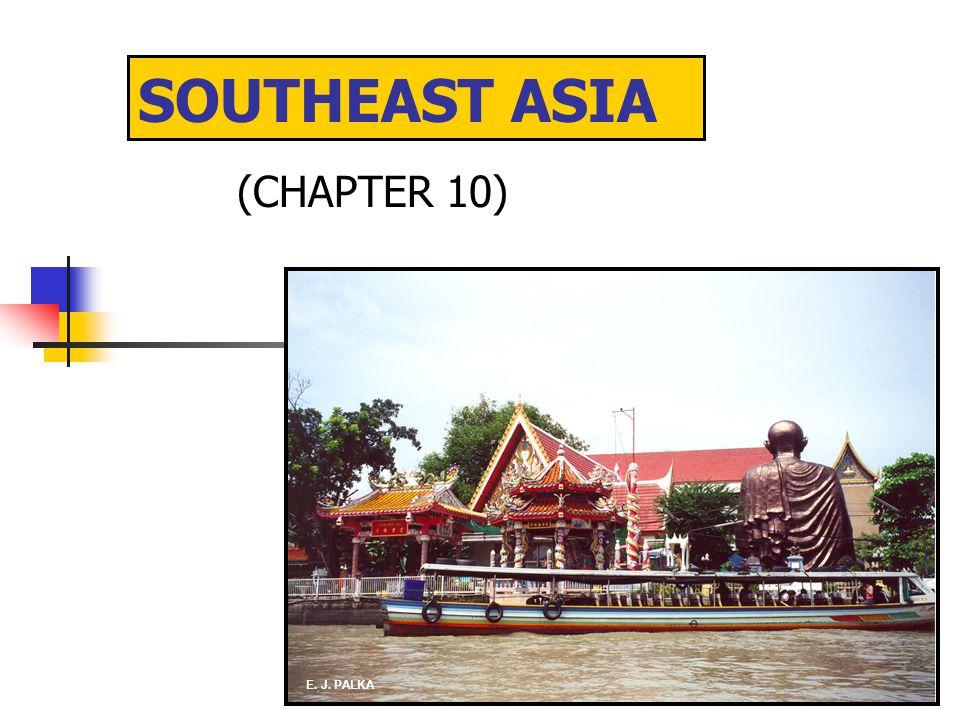 REGIONS OF THE REALM Mainland Region Vietnam (previously North & South Vietnam) Cambodia (previously French Indo-China) Laos (previously French Indo-China) Thailand (previously Siam) Myanmar (previously Burma)