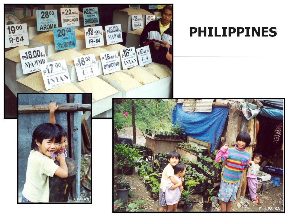 E. J. PALKA PHILIPPINES