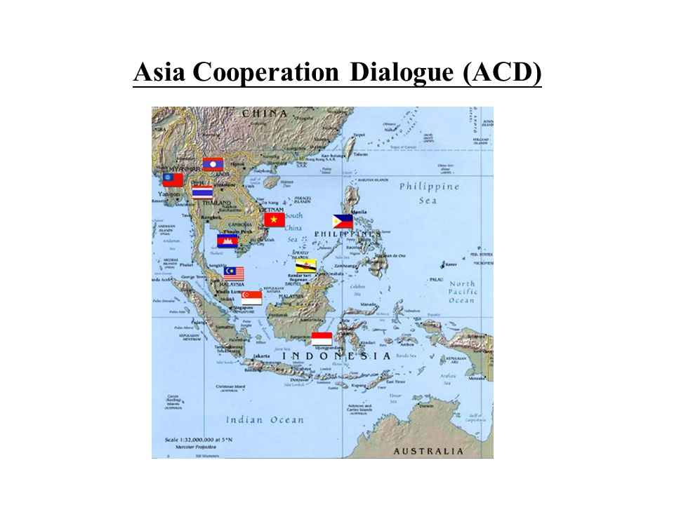 Asia Cooperation Dialogue (ACD)