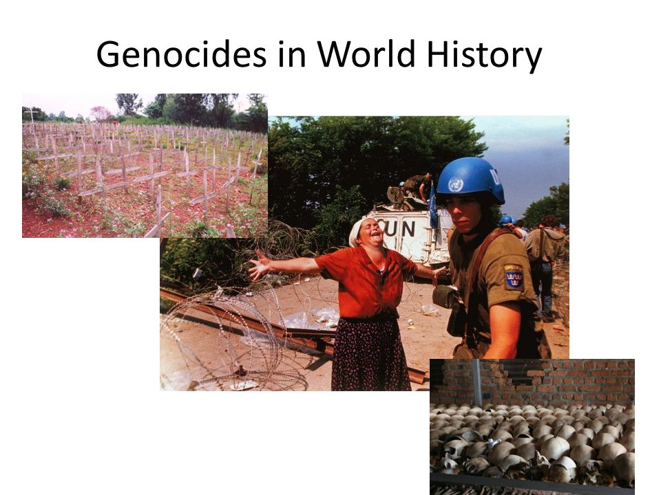 Armenian Genocide First Genocide of the 20 th Century.