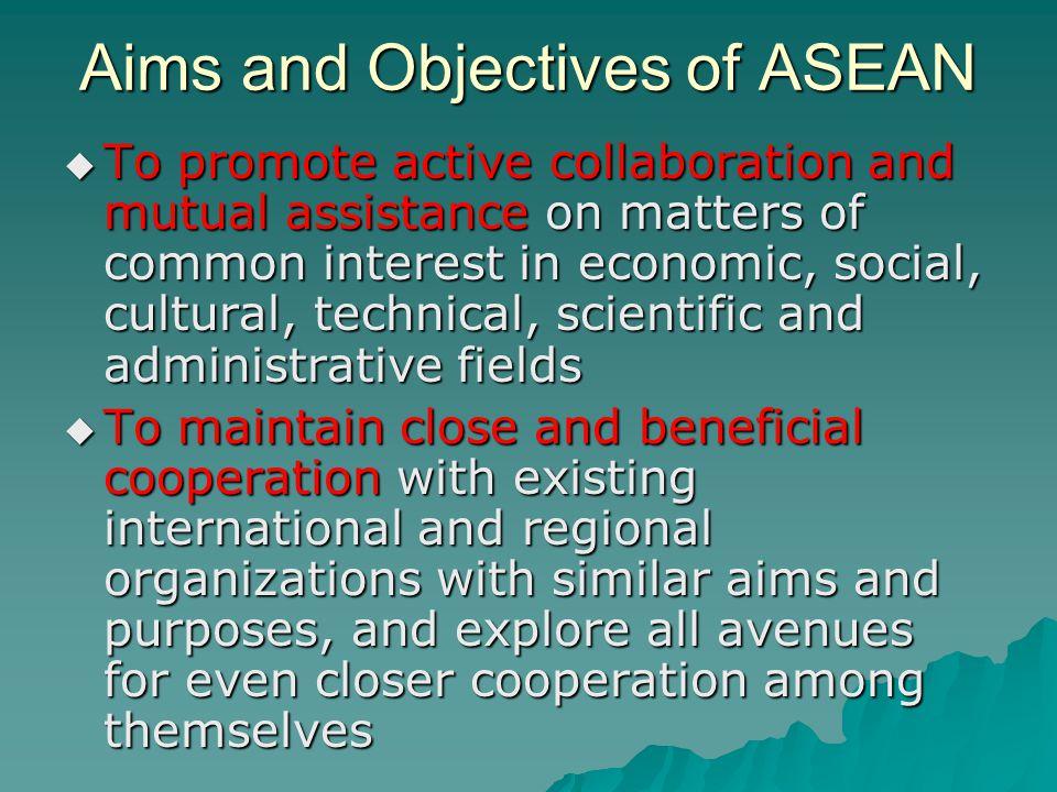 ASEAN in 2003  ASEAN members met for a 2-day summit in Tokyo.