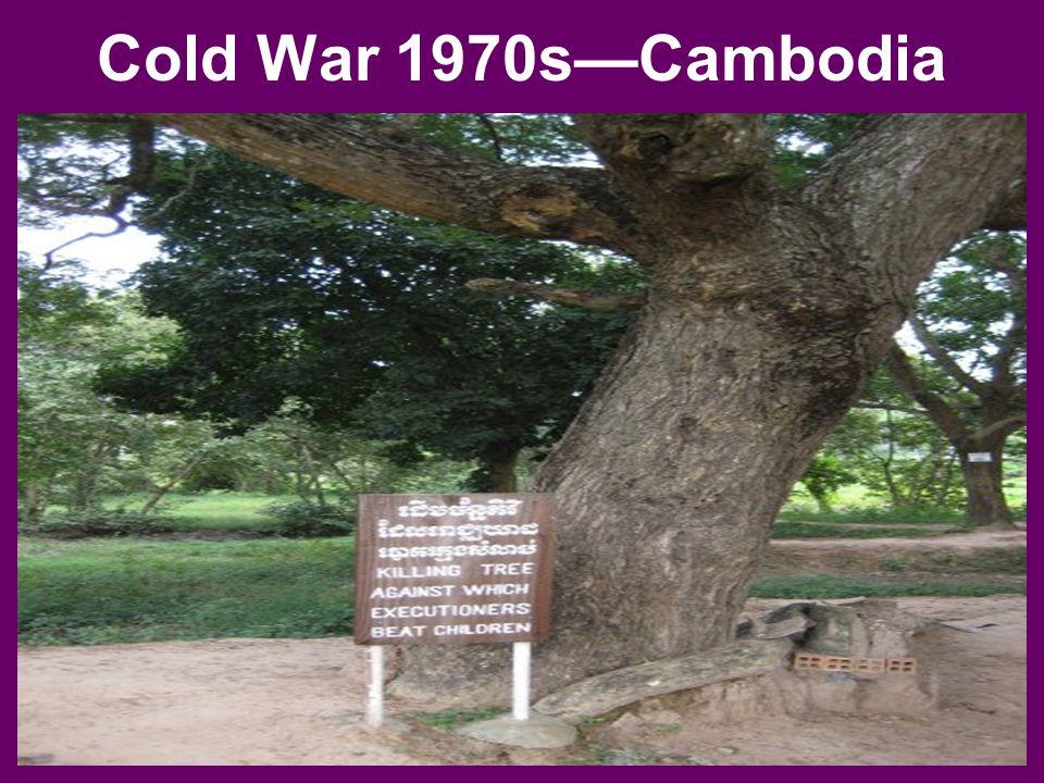 Cold War 1970s—Cambodia