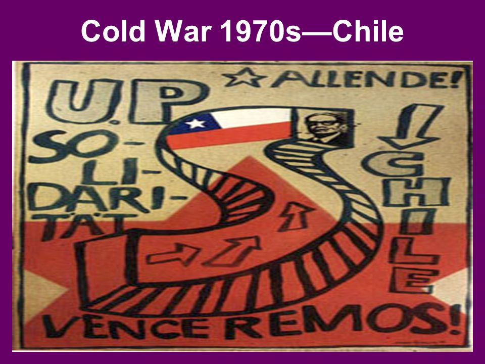 Cold War 1970s—Chile