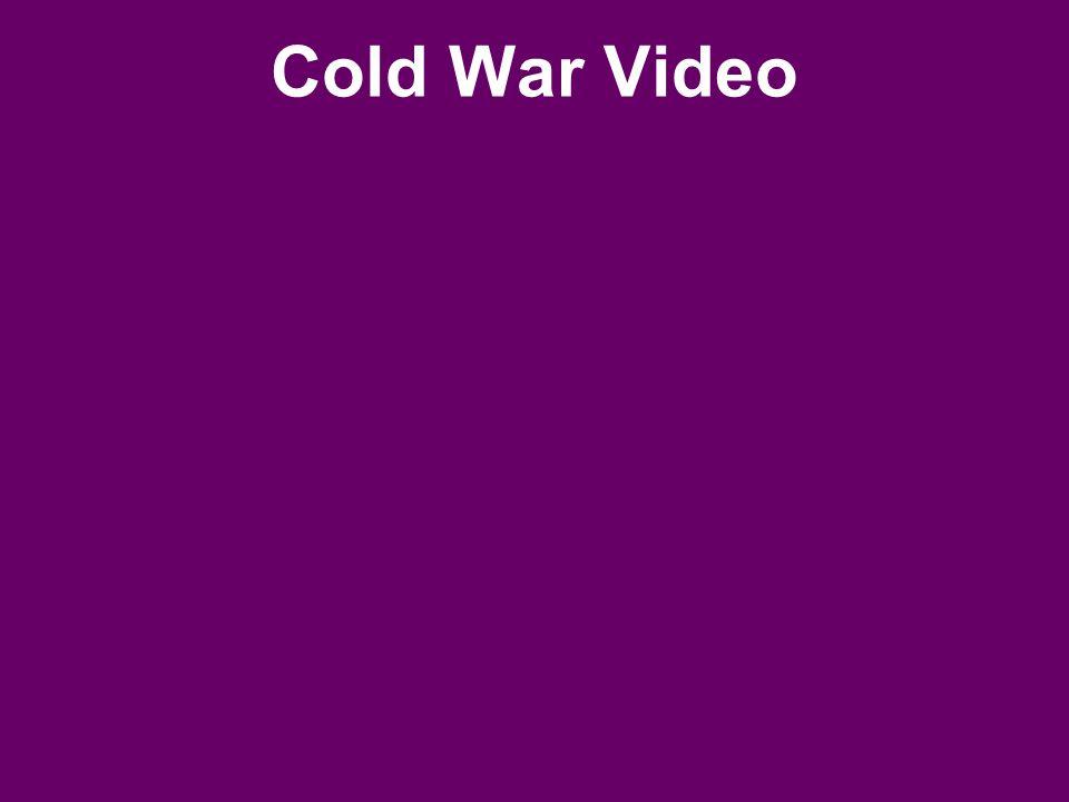 Cold War Video