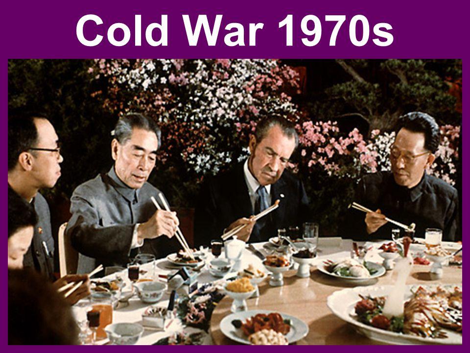 Cold War 1970s