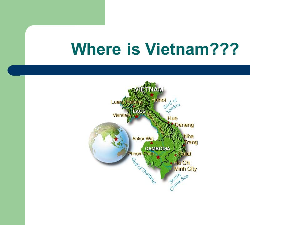 Where is Vietnam