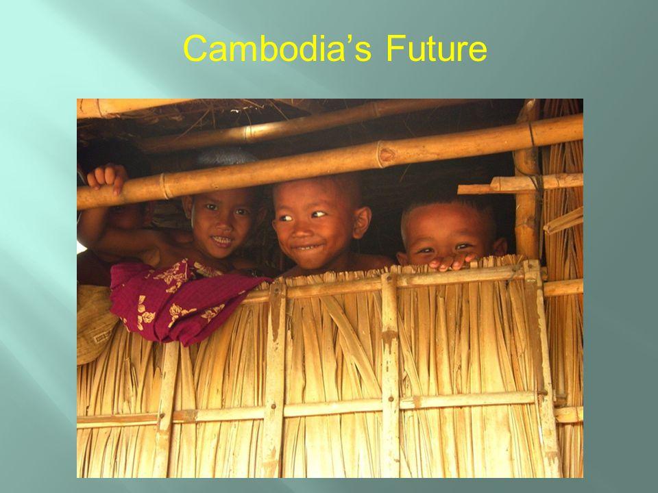 Cambodia's Future