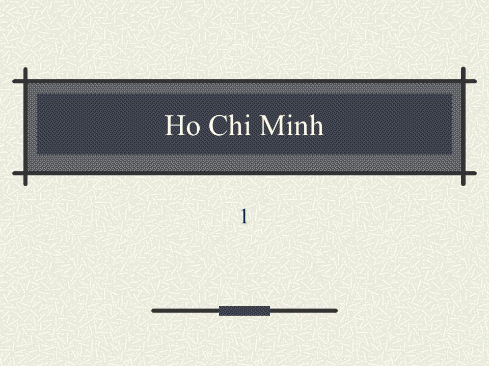 Ho Chi Minh 1