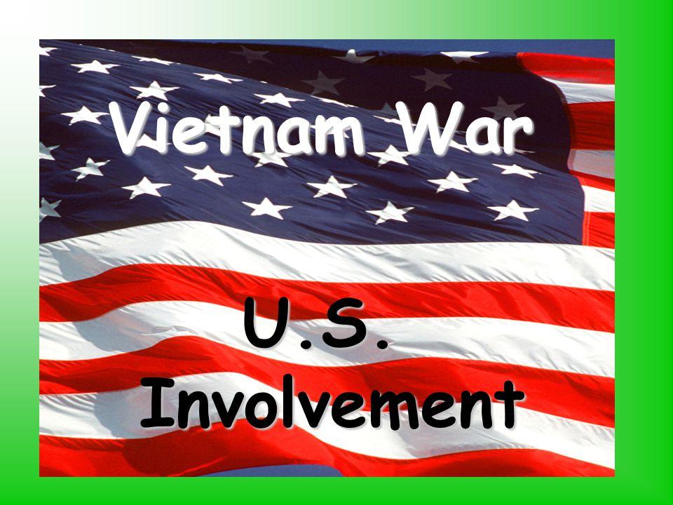 Vietnam War U.S. Involvement