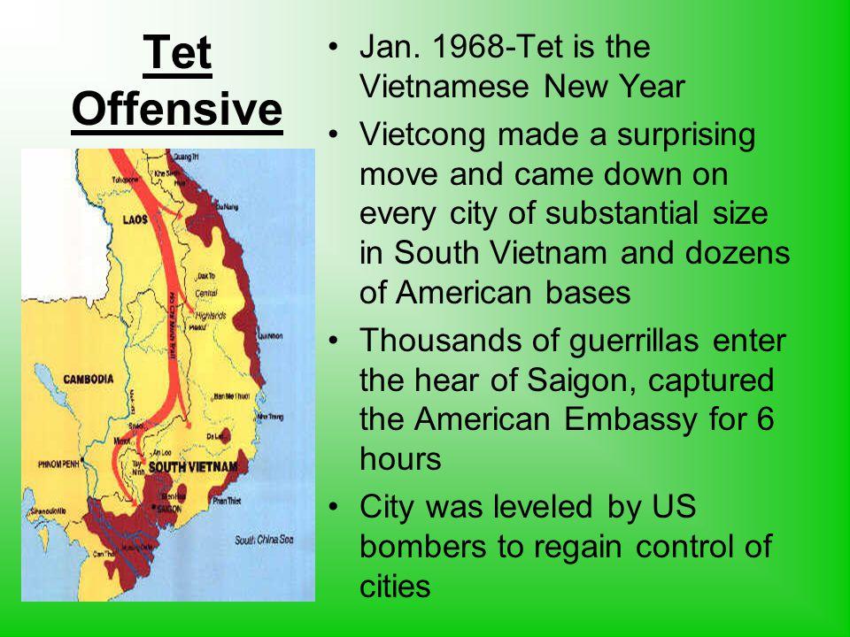 Tet Offensive Jan.