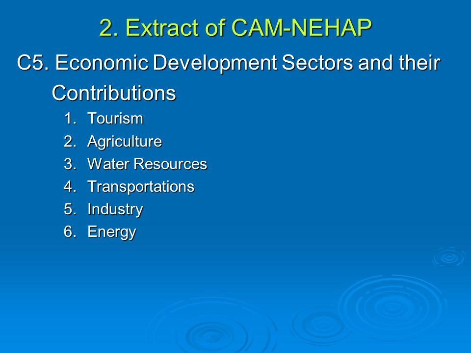 2.Extract of CAM-NEHAP C5.