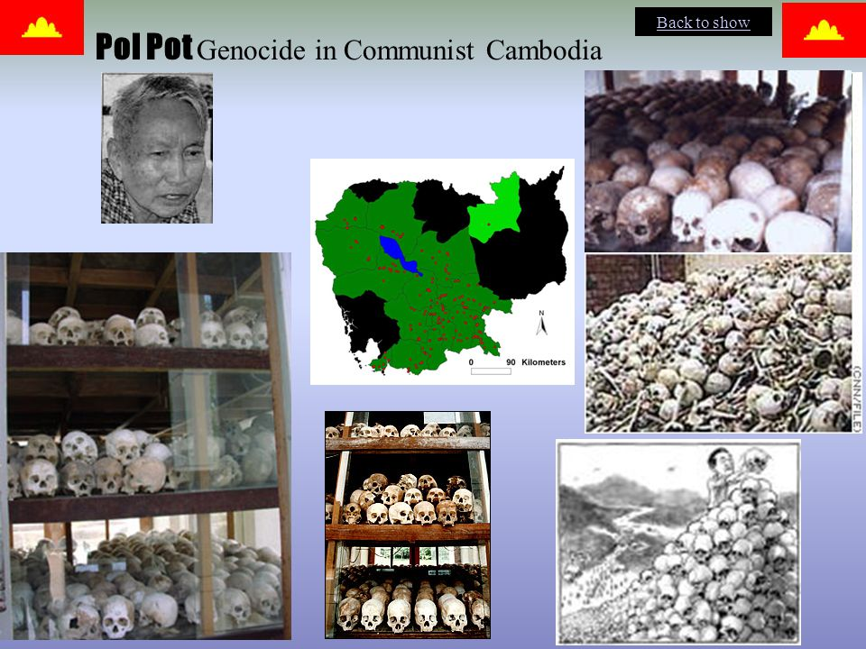 Pol Pot Genocide in Communist Cambodia Back to show