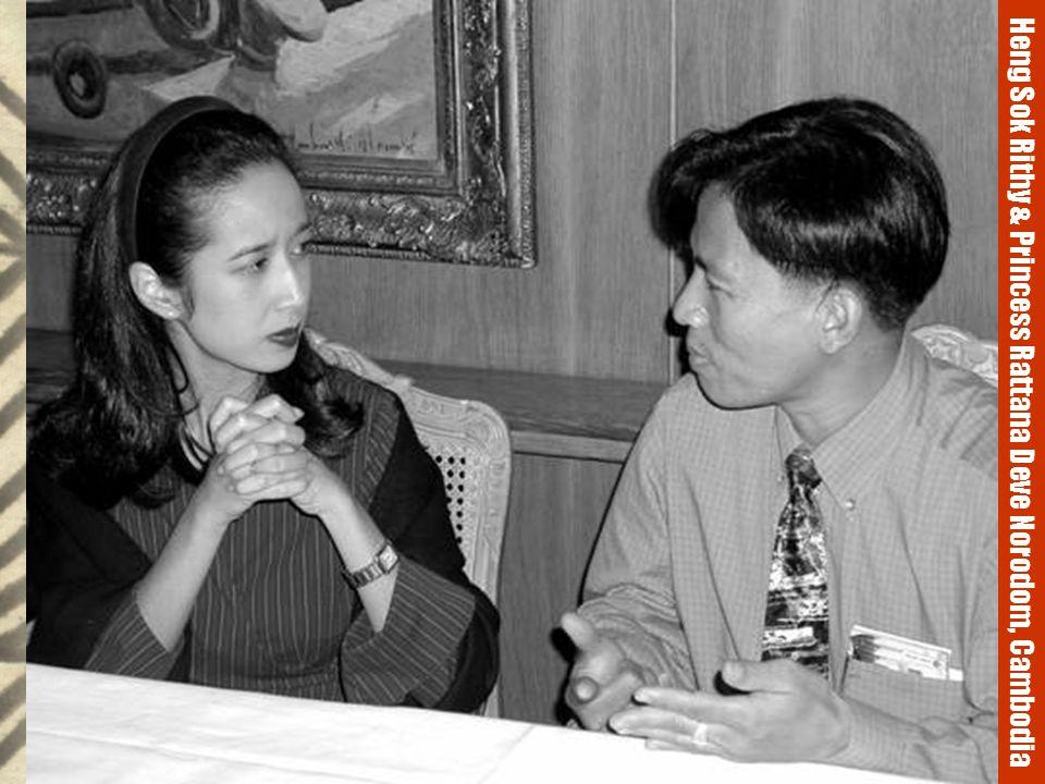 Heng Sok Rithy & Princess Rattana Deve Norodom, Cambodia