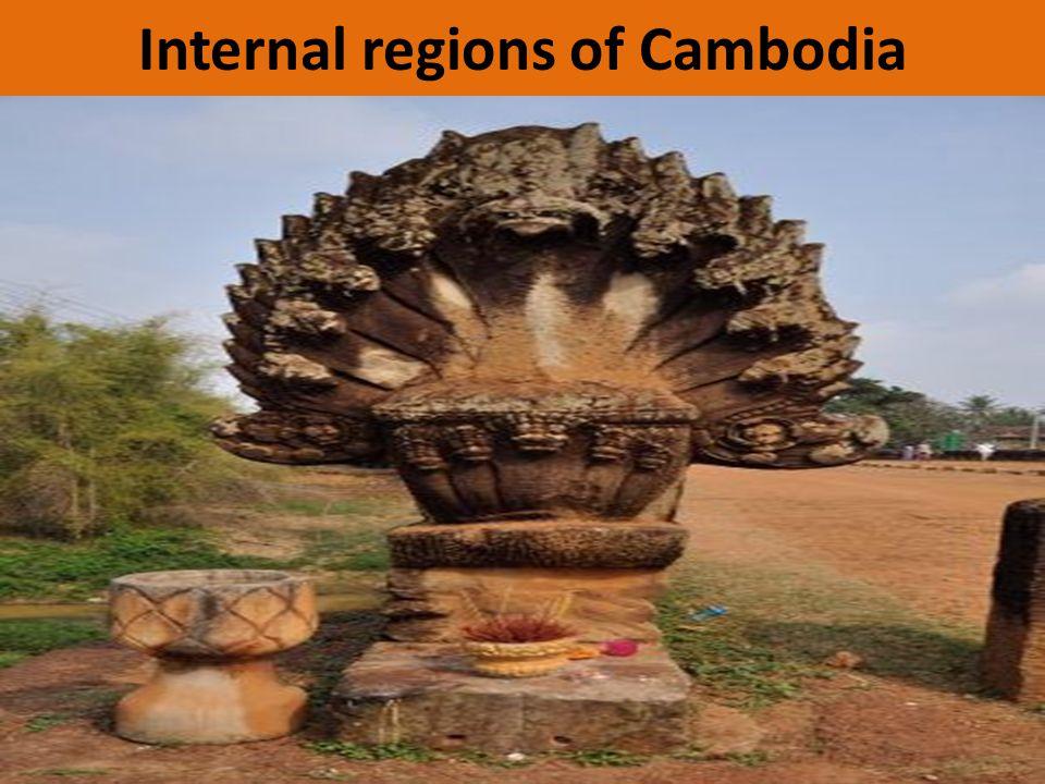 Internal regions of Cambodia