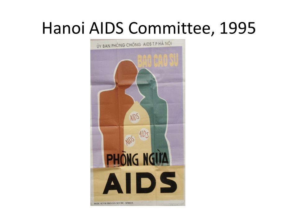 Hanoi AIDS Committee, 1995
