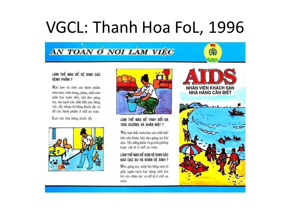 VGCL: Thanh Hoa FoL, 1996