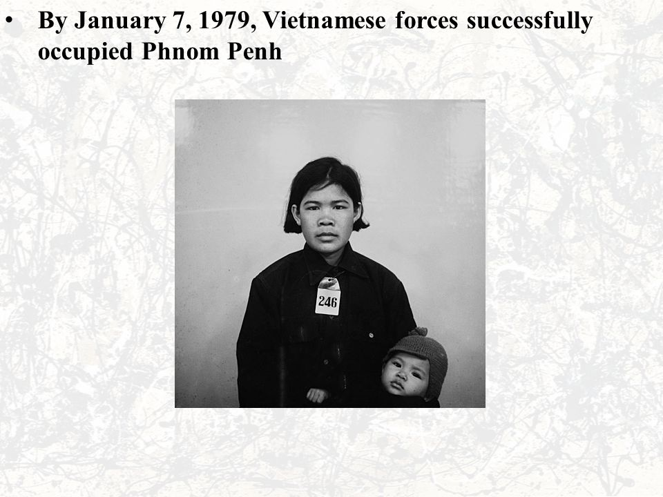 By January 7, 1979, Vietnamese forces successfully occupied Phnom Penh