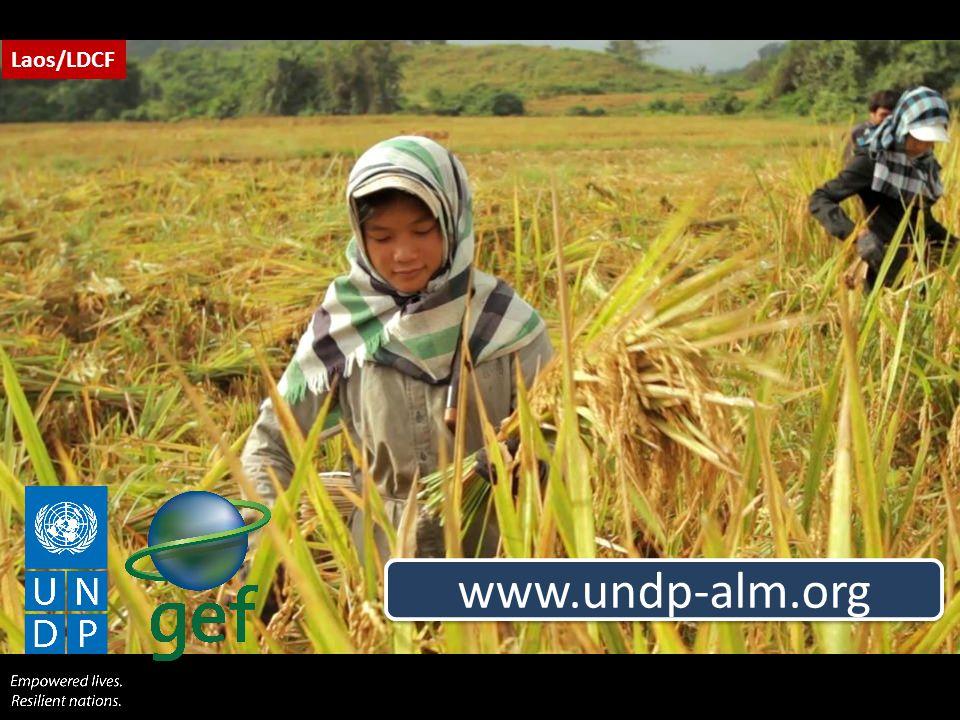 www.undp-alm.org Laos/LDCF