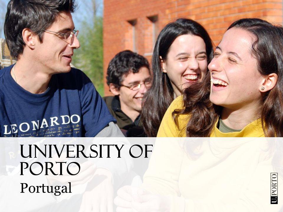 UNIVERSITY OF PORTO Portugal