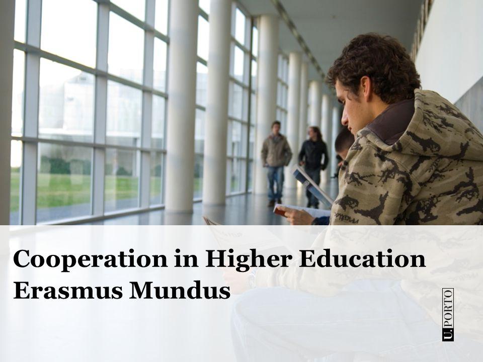 Cooperation in Higher Education Erasmus Mundus