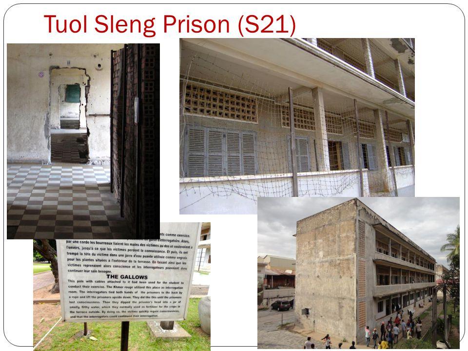 Tuol Sleng Prison (S21)
