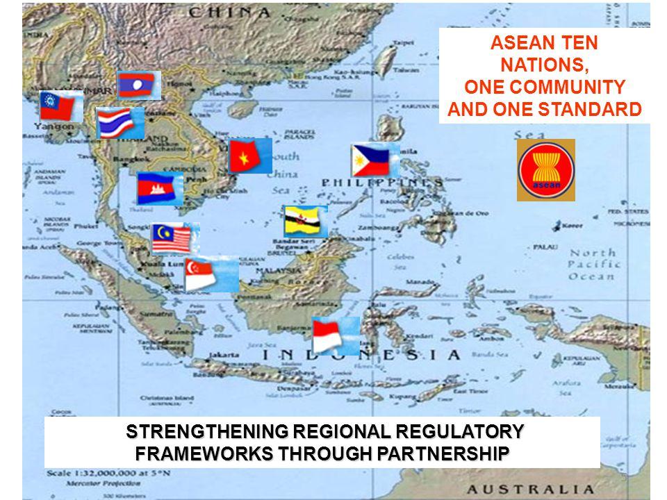 ASEAN Harmonised Cosmetic Regulatory Scheme Vision: One single Regulatory Scheme for the Region 4
