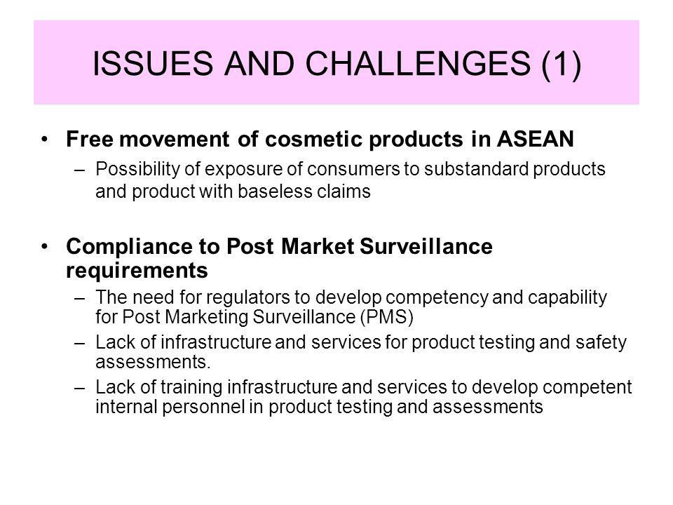 Criteria for PIF Audit & Product Sampling Priority: 1.
